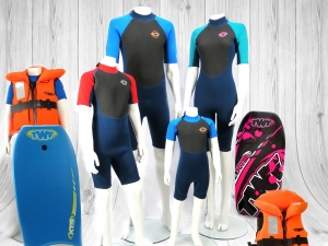 Own Label Wetsuits and Accessories