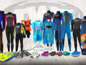 TWF Wetsuits and Beach Products